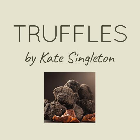 Truffles by Kate Singleton