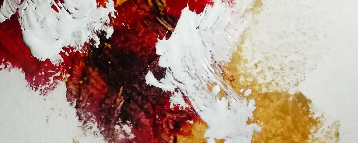 I Colori di NostraVita - Nero, Rosso, Ocra, Bianco | Colors of NastraVita - Red, Yellow, Black, White