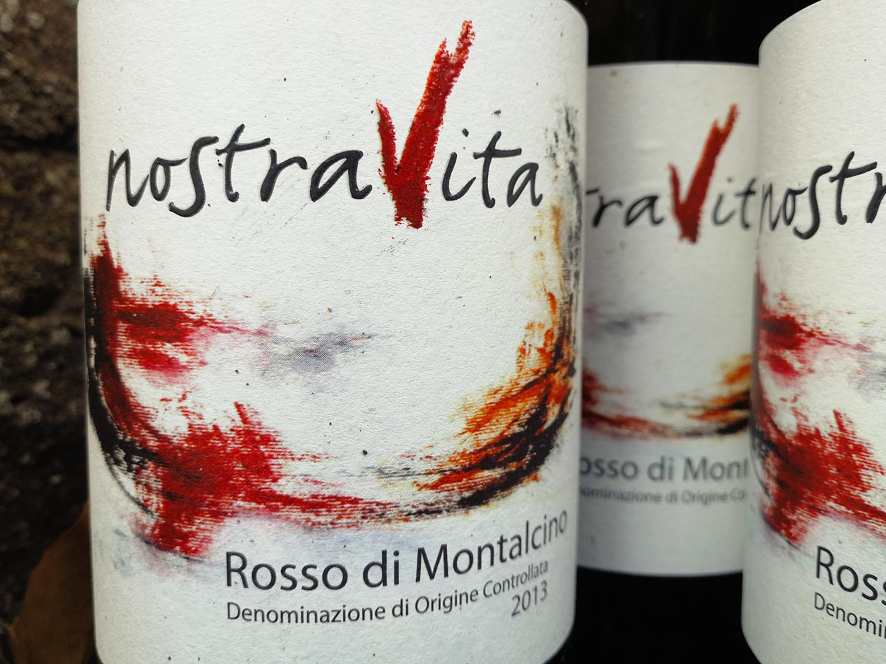 Rosso di Montalcino DOC NostraVita