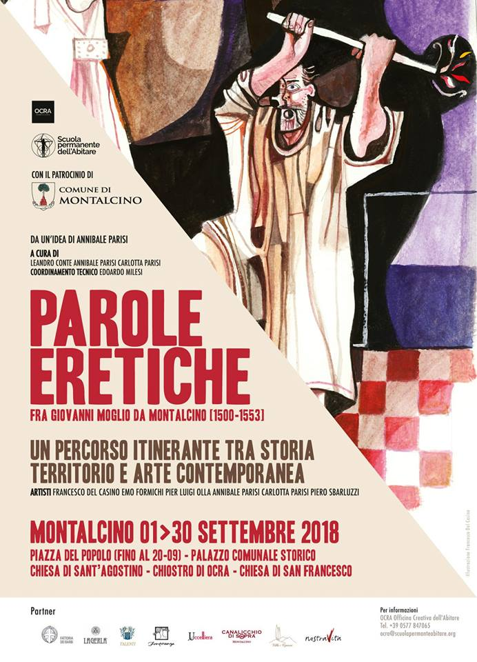Parole Eretiche 2018 (Heretical Words)) - Montalcino