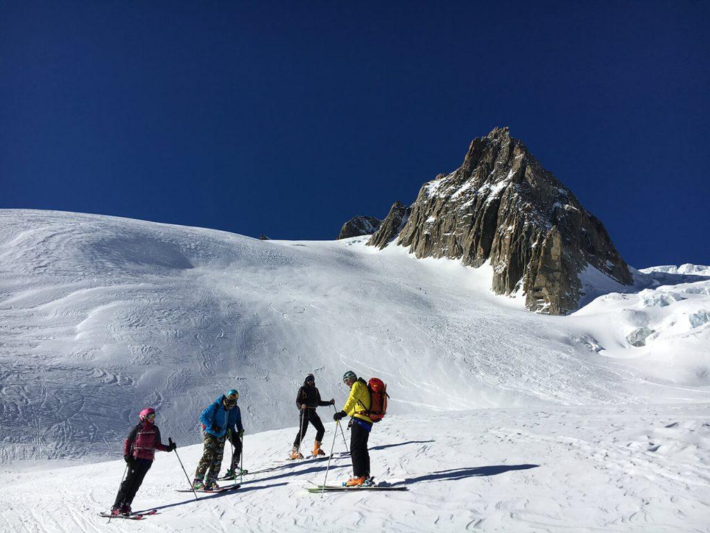 Ginfranco Gruppo valle blanche